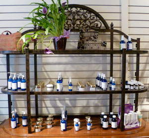 Our Organic, Locally Made Product